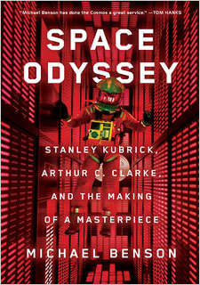 Space Odyssey by Michael Benson (book)