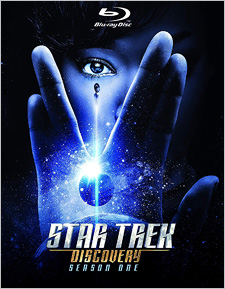 Star Trek: Discovery - Season One (Blu-ray Disc)