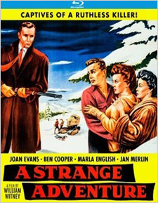 A Strange Adventure (Blu-ray Disc)