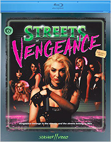 Streets of Vengeance (Blu-ray Disc)