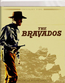 The Bravados (Blu-ray Disc)