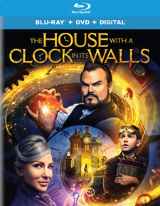 The House with a Clock in Its Walls (Blu-ray Disc)
