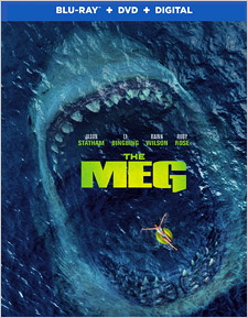The Meg (Blu-ray Disc)