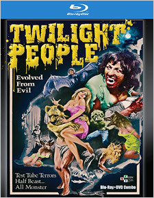 Twilight People (Blu-ray Disc)