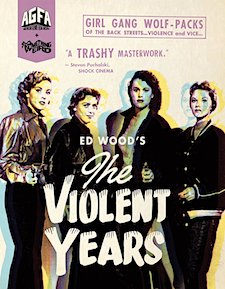 The Violent Years (Blu-ray Disc)