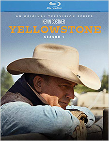 Yellowstone: The Complete First Season (Blu-ray Disc)