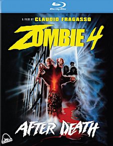 Zombie 4: After Death (Blu-ray Disc)