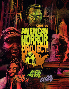 American Horror Project: Volume Two (Blu-ray Disc)
