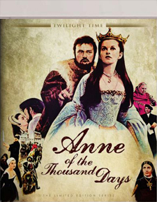 Anne of the Thousand Days (Blu-ray Disc)