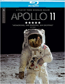 Apollo 11 (UK Blu-ray Disc)
