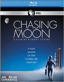 American Experience: Chasing the Moon (Blu-ray Disc)