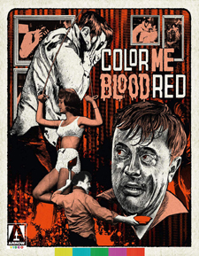 Color Me Blood Red (Blu-ray Disc)