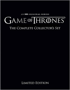 Game of Thrones: Complete (Blu-ray)