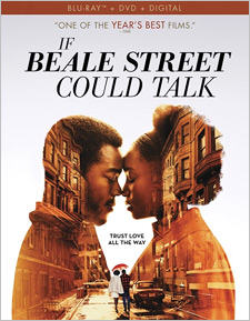If Beale Street Could Talk (Blu-ray Disc)