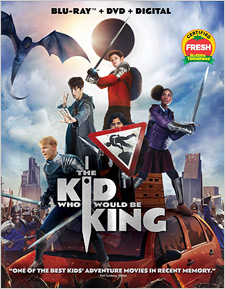 The Kid Who Would Be King (4K Ultra HD)