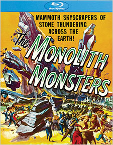 The Monolith Monsters (Blu-ray Disc)