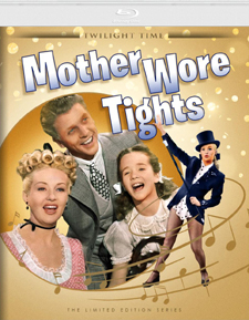 Mother Wore Tights (Blu-ray Disc)
