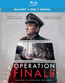 Operation Finale (Blu-ray Disc)