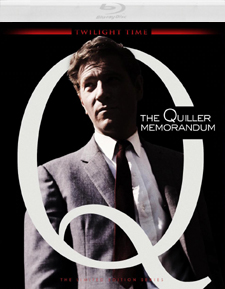 The Quiller Memorandum (Blu-ray Disc)