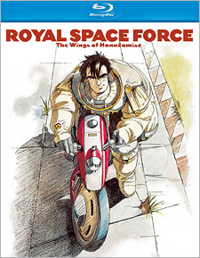 Royal Space Force: Wings of Honneamise (Blu-ray)