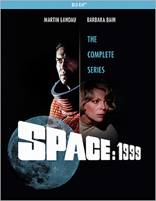 Space: 1999 - The Complete Series (Blu-ray)