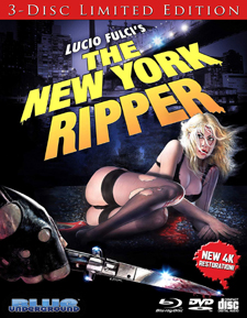 The New York Ripper (Blu-ray Disc)