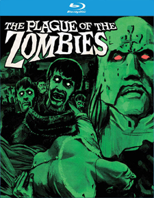 The Plague of the Zombies (Blu-ray Disc)