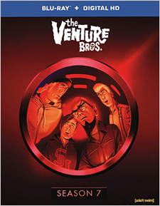 The Venture Bros.: Season 7 (Blu-ray Disc)