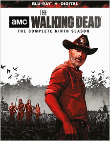 The Walking Dead: Season 9 (Blu-ray Disc)