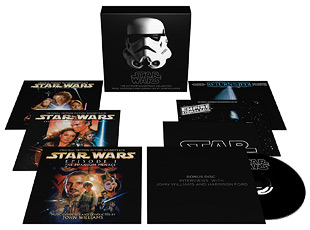 The Ultimate Star Wars Soundtrack Collection (CD/DVD)