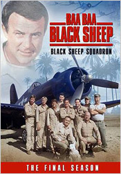 Baa Baa Black Sheep: The Black Sheep Squadron - The Final Season (Walmart exclusive DVD)