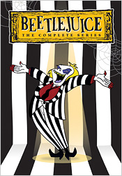 Beetlejuice: The Complete Series (DVD)