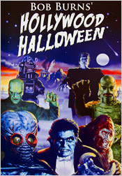 bob burns halloween dvd