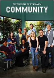 Community: The Complete Fourth Season (DVD)