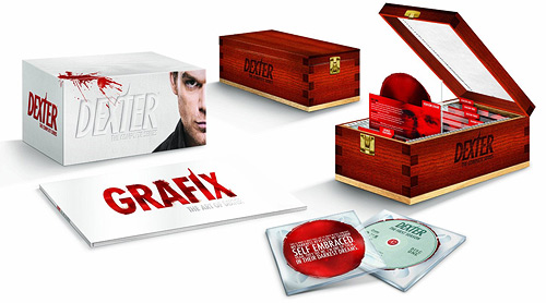 Dexter: The Complete Series (DVD)
