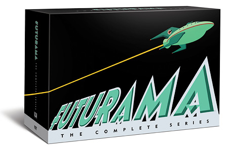 Futurama: The Complete Series (DVD)