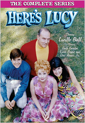 Here's Lucy: The Complete Series (DVD)