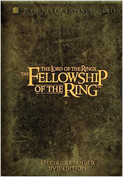 The Lord of the Rings: The Fellowship of the Ring - 4-Disc Special Extended Edition (DVD)