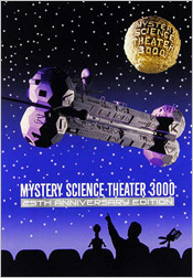 Mystery Science Theater 3000: 25th Anniversary Edition (DVD)