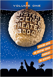 Mystery Science Theater 3000: Volume 1 (reissue DVD)