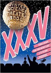 Mystery Science Theater 3000: Volume XXXV (DVD)