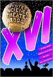 Mystery Science Theater 3000: Volume XVI (DVD)