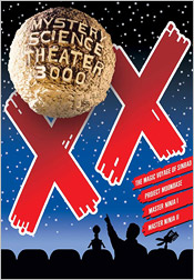 Mystery Science Theater 3000: Volume XX (DVD)