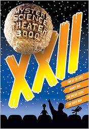 Mystery Science Theater 3000: Volume XXII (DVD)