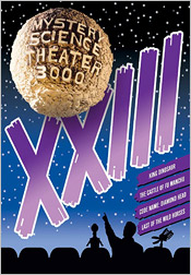Mystery Science Theater 3000: Volume XXIII (DVD)