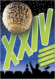Mystery Science Theater 3000: Volume XXIV (DVD)