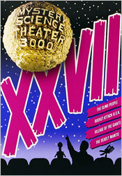 Mystery Science Theater 3000: Volume XXVII (DVD)