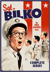 Sgt. Bilko/The Phil Silvers Show: The Complete Series (DVD)