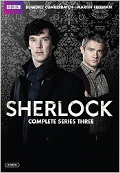 Sherlock: Season Three (DVD)