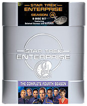Star Trek: Enterprise - Season Four (DVD)